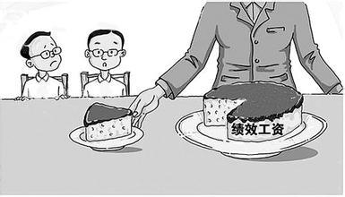 绩效与薪酬的关系