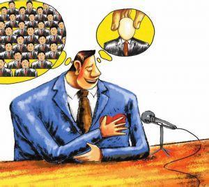 公共演讲实战技巧