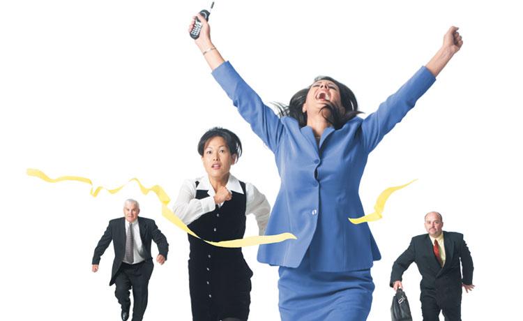 在职场中,你会借助他人的力量吗