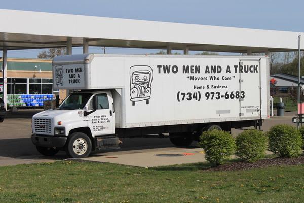 Two Men a Truck:货车特许加盟事业的创业故事