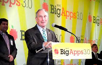 华盛顿举办的APP竞赛 孵化一批创业企业