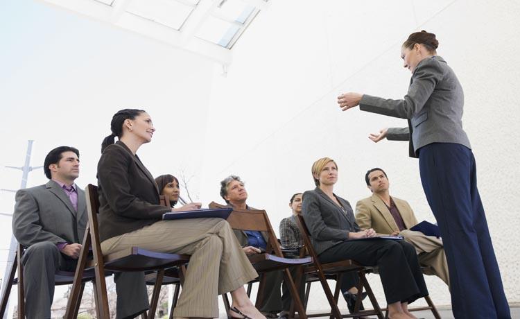 人力资源管理:四个步骤提高并发展绩效