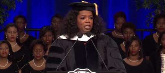 成功女企业家Oprah Winfrey对职场女性的3个建议