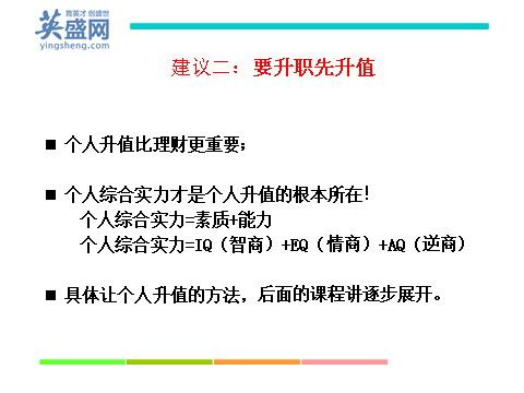 课程笔记:朱国栋-职场新人如何做理财规划