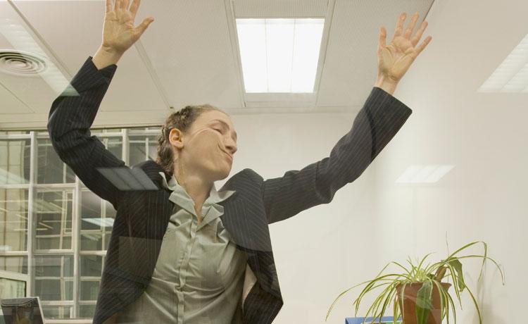 调查报告:职场人在假期压力大