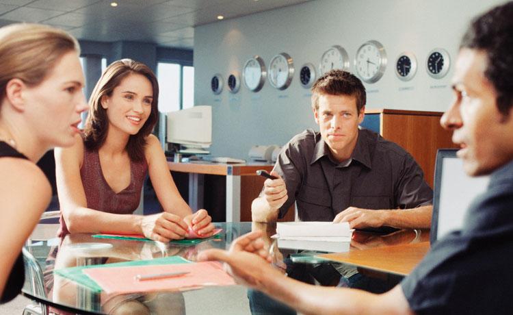 你有跟你的员工进行很好的沟通吗