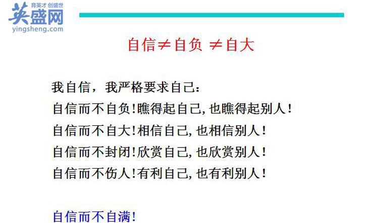 朱国栋老师培训课程《如何提高自信心》课程笔记