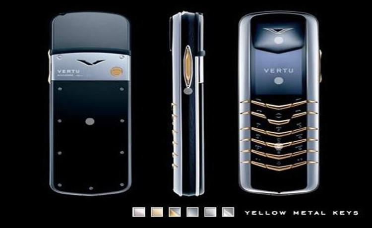 vertu手机为什么那么贵