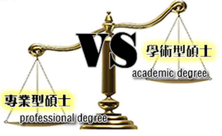 专业学位与学术学位的区别