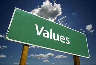 企业的核心价值观有哪些?